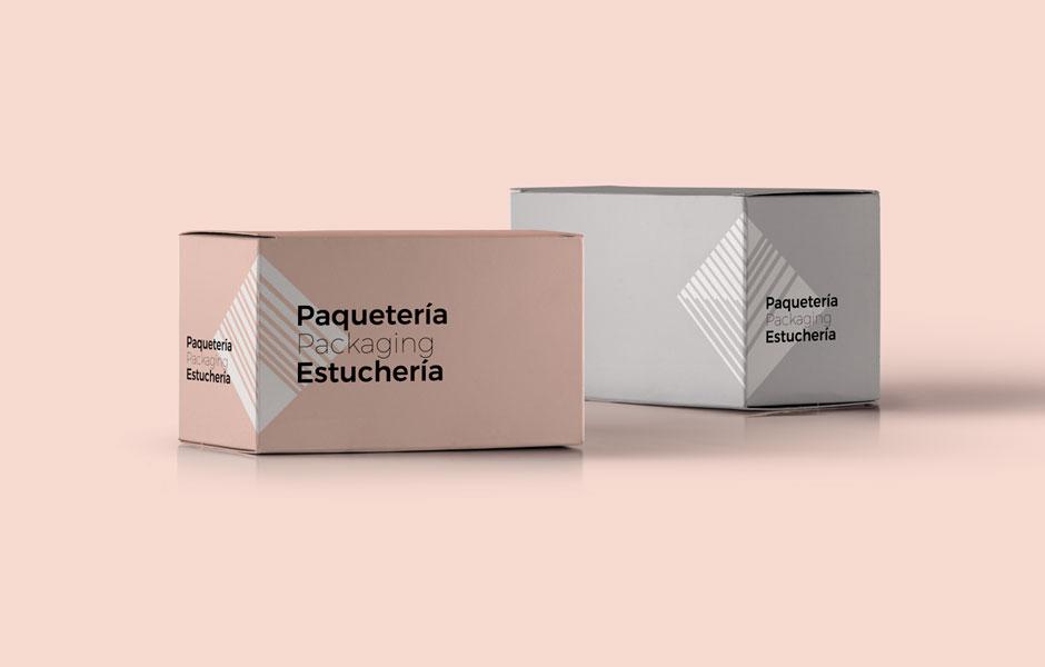 Imprenta estuchería paquetería Madrid