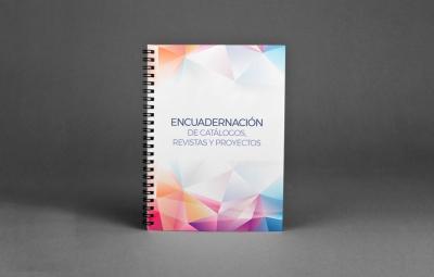 Encuadernación Imprenta Leganés