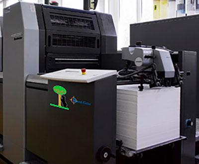 Imprenta económica Madrid